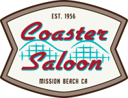 The Coaster Saloon logo